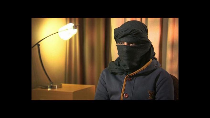 Video Dětem v řadách Islámského státu se někdy podaří utéct