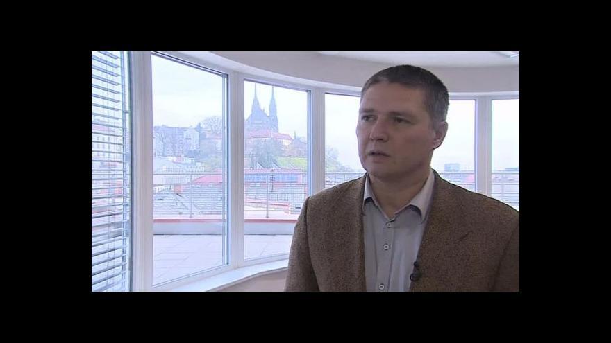 Video O centru ICRC hovoří ředitel nemocnice Martin Pavlík