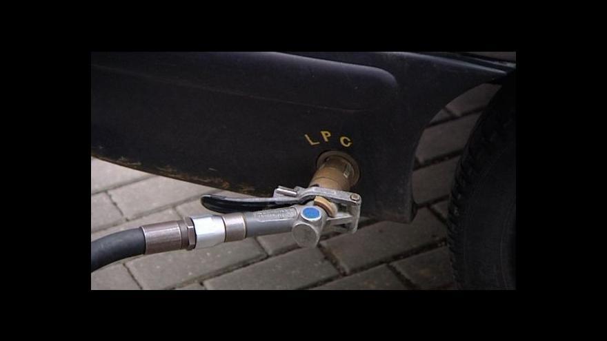 Video Na pančování by si měli dát pozor i ti, kdo jezdí na LPG či biopaliva