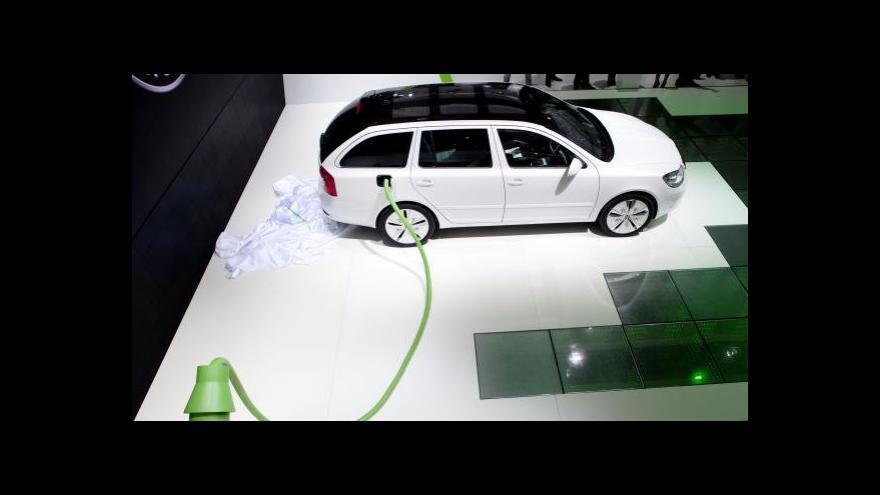 Video Škodovka začne vyrábět hybridy