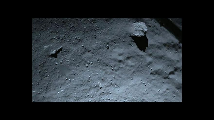 Video Na Zemi dorazily první snímky z komety