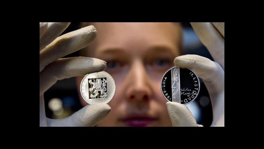 Video Cesta mince: Od sádrového modelu k symbolu pádu komunismu