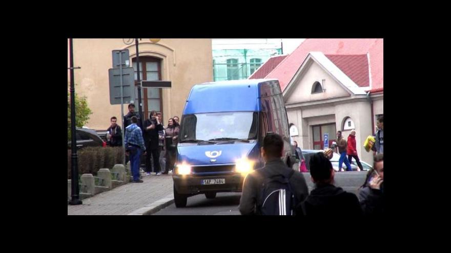 Video Štábu ČT se podařilo zachytit incident na kameru