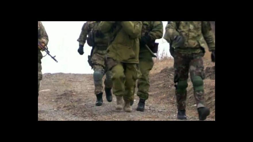 Video Horizont ČT24: Ruská armáda je podle NATO na Ukrajině