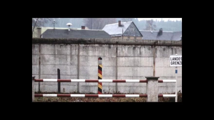Video Zeď padla před 25 lety, německá města zůstávají rozdělená