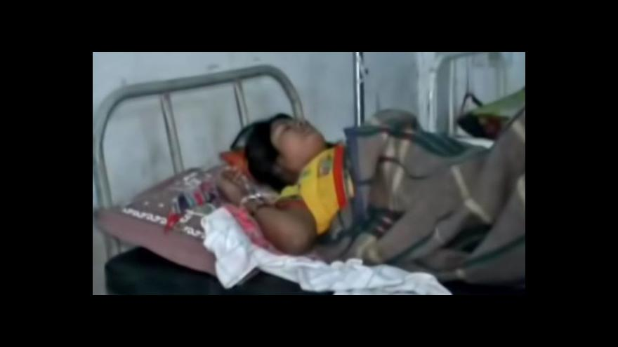 Video V Indii podstoupí ročně sterilizaci přes čtyři miliony žen