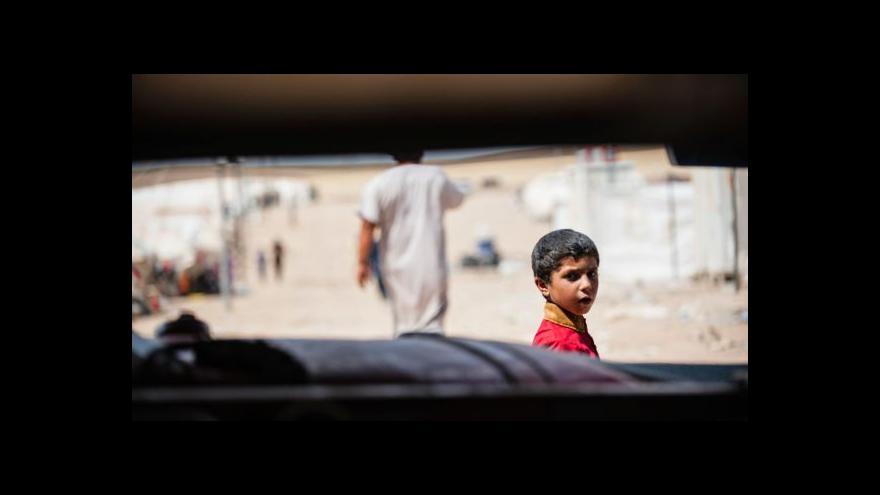 Video OSN: Pro milion uprchlíků nemáme zásoby na zimu