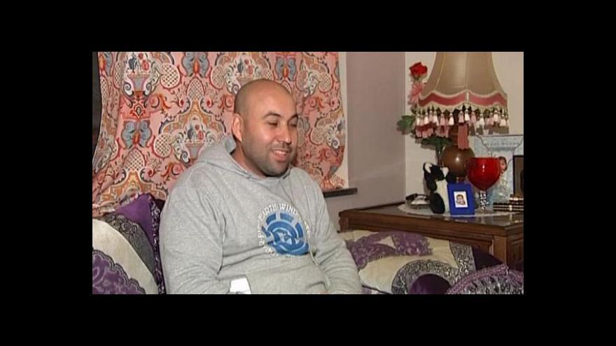 Video Abdeslam Gharrafi se může těšit na nové auto
