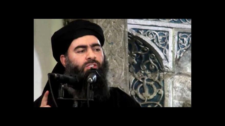 Video Co bude s Islámským státem po smrti Bagdádího?