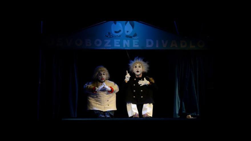 Video Divadlo ABC připomíná Voskovce a Wericha