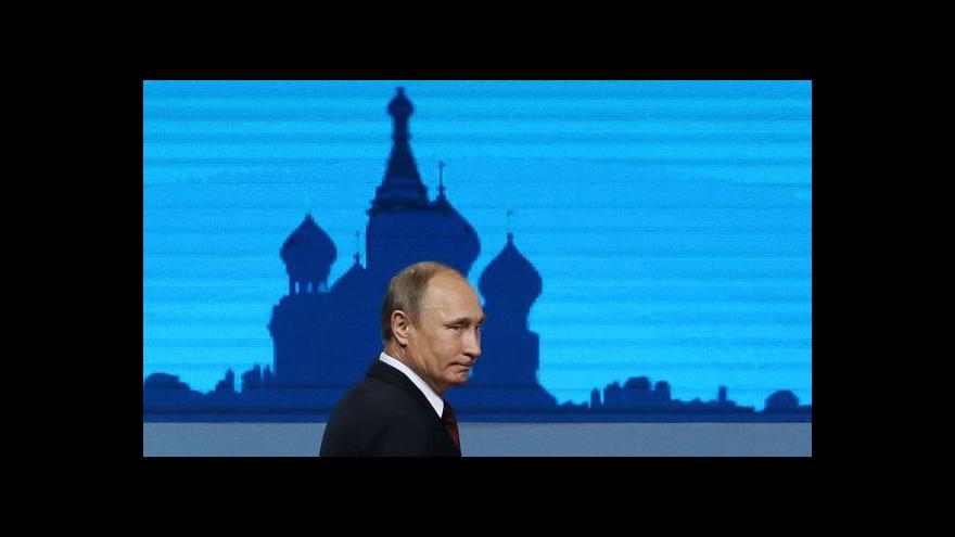 Video Romancov: Rusko provokuje, kde může