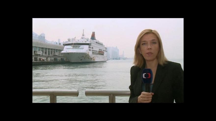 Video Kapitán trajektu Sewol dostal 36 let