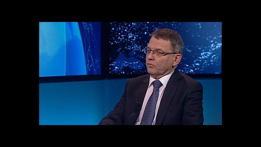 Video Ministr odmítá paušální vinu Západu za ukrajinskou krizi