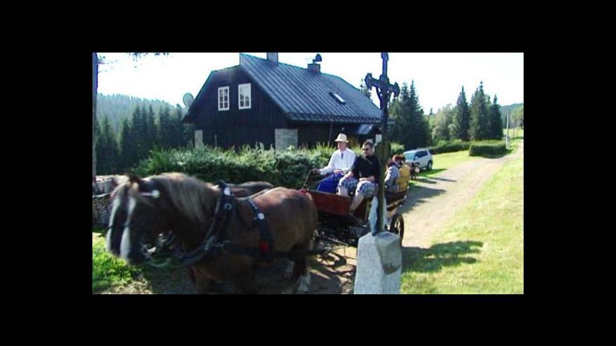 Video Konec koní na Šumavě