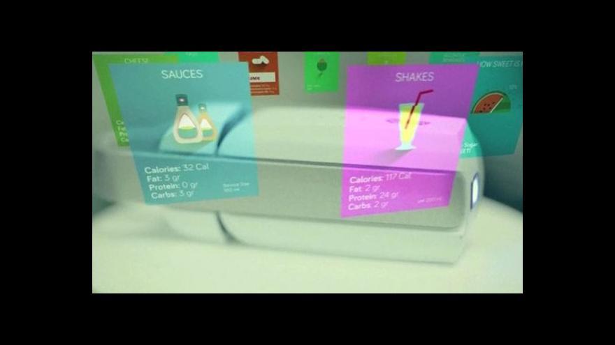 Video Izraelský přístroj odhalí obsah potravin
