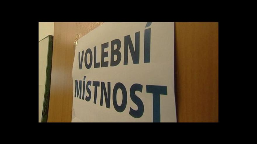 Video Volby v Moravskoslezském kraji platí