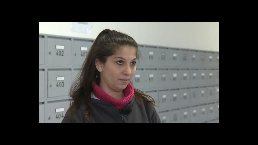 Video O své práci domovnice hovoří Monika Lipovská
