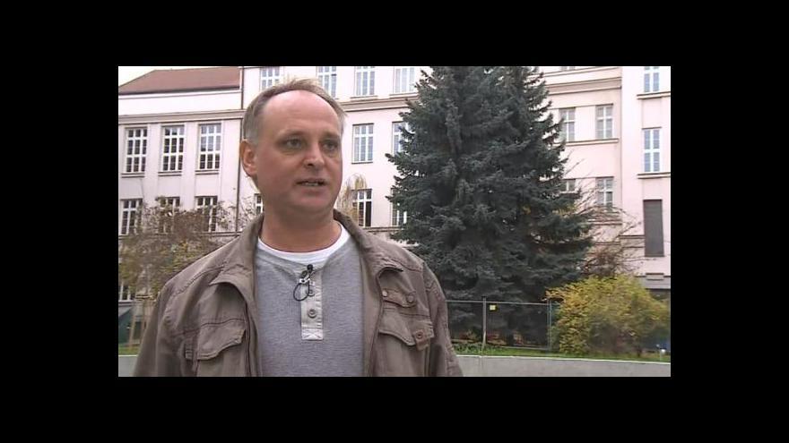 Video Sametové minuty: Jiří Voráč vzpomíná na listopad 1989