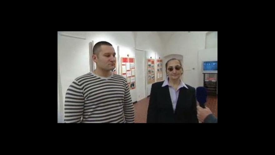 Video Rozhovor s Davidem Krčmářem a Annou Jindrovou