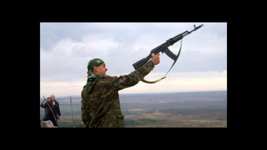 Video Střety kolem Doněcku sílí