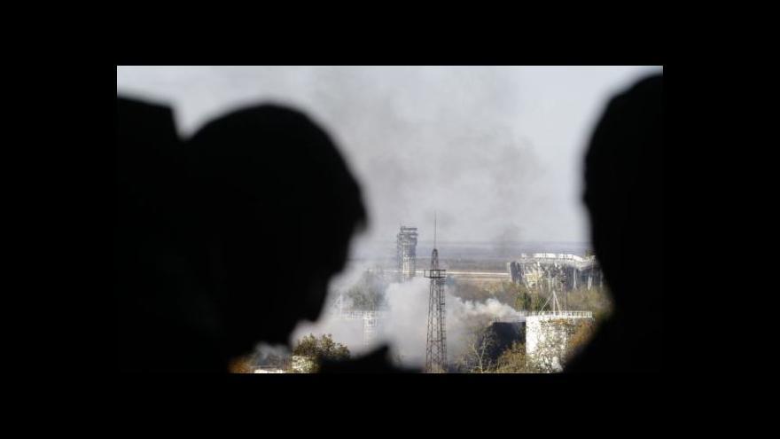 Video Novinářka: Situace v Doněcké oblasti je kritická