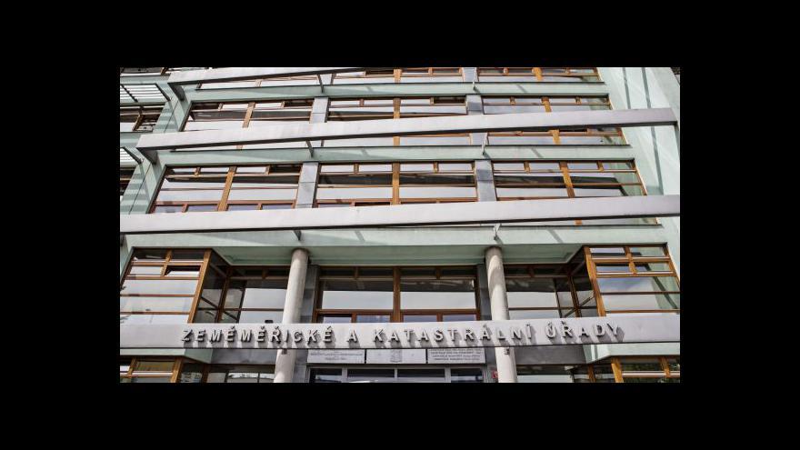 Video NKÚ kontrolovalo katastrální úřad