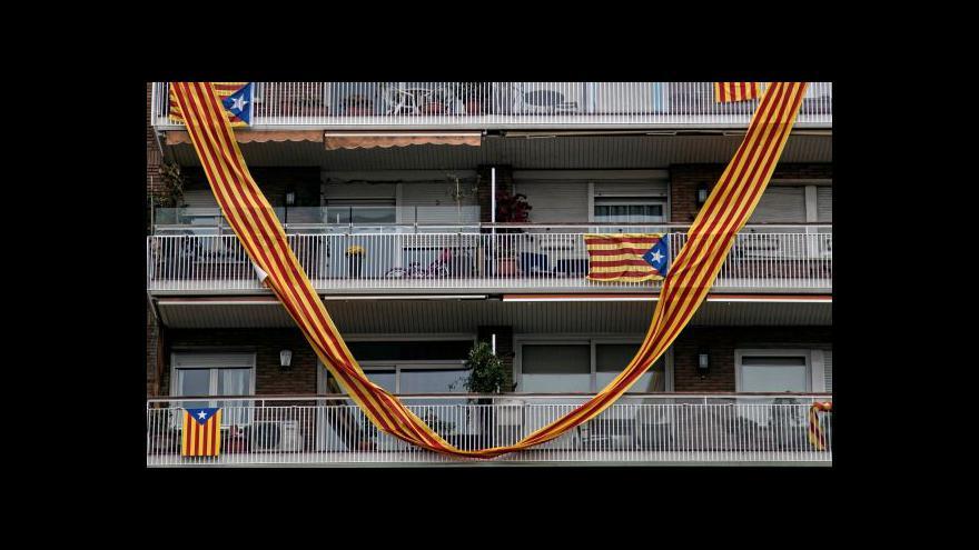 Video Jasné ano nezávislému Katalánsku