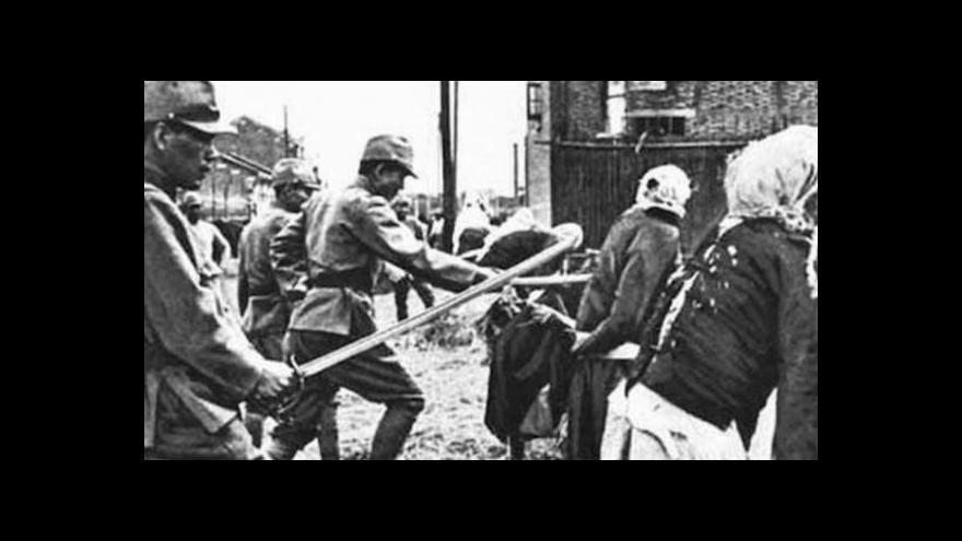 Video Čínsko-japonské vztahy ovlivňuje historie i územní spory