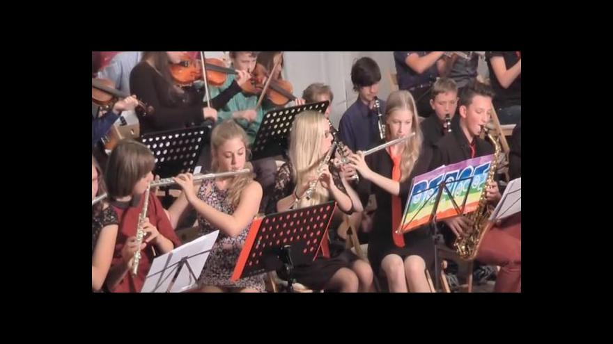 Video GymBand koncertoval s kolegy z Aurichu