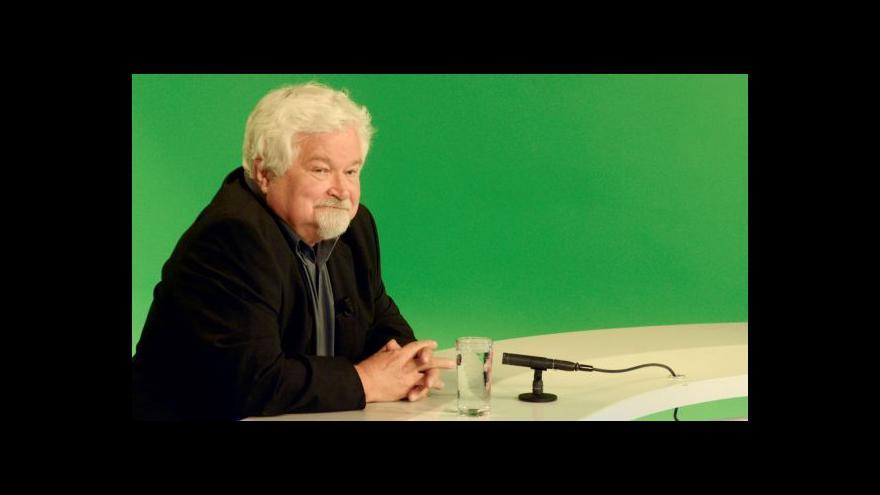 Video Petr Pithart: Režim se zhroutil sám