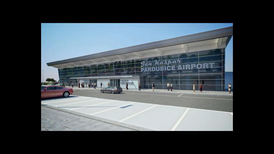 Video Pardubice odkládají plán na nový terminál