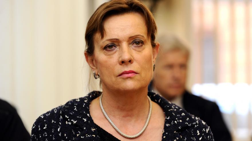 Video Události ČT: Bývalá šéfka ERÚ Vitásková před soudem