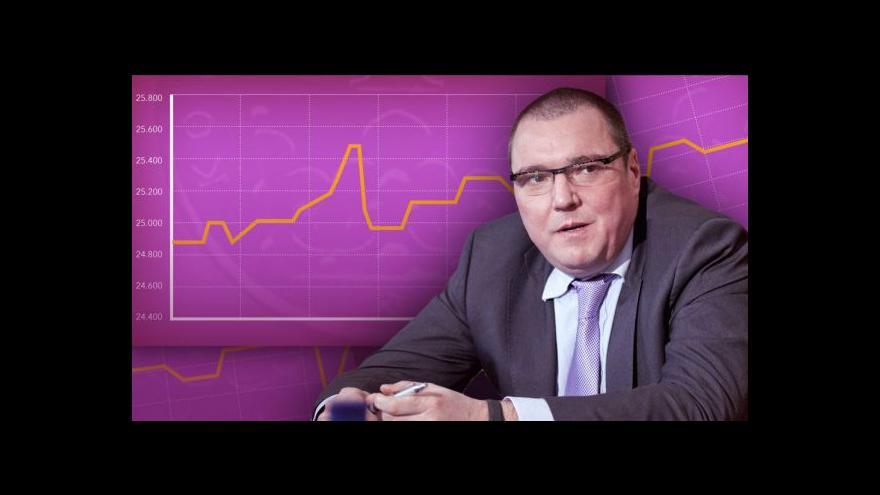 Video OVM: Oživení po intervenci ČNB začínáme pociťovat pomalu, ale jistě