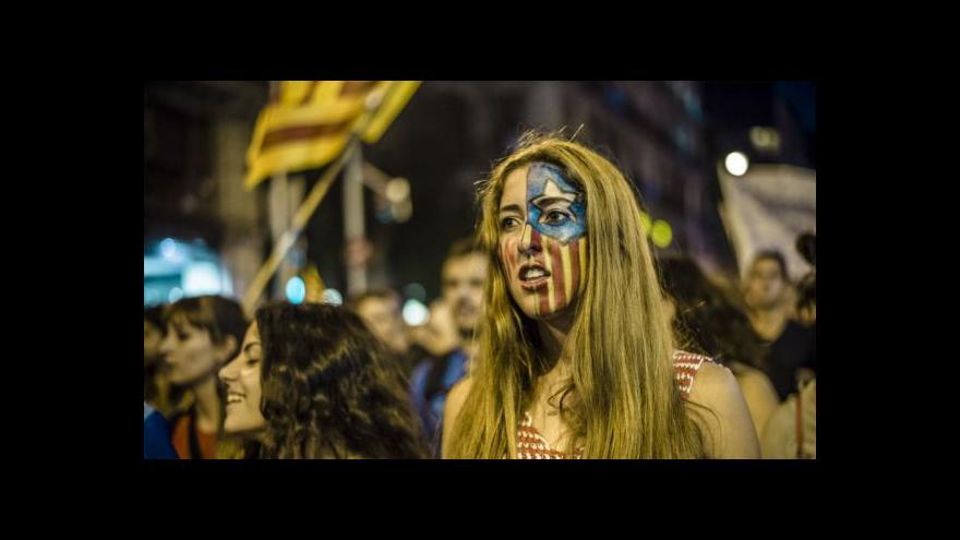 Video Katalánské referendum podporují i někteří Španělé