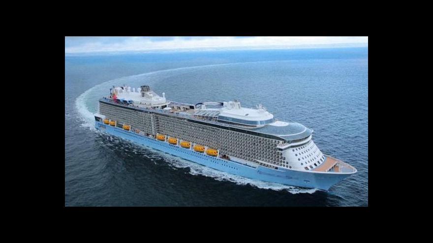 Video Radikálové využívají k přepravě výletních lodí
