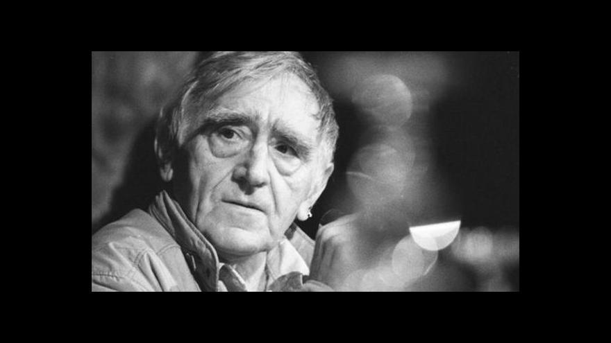Video Vzpomínka na Jana Skácela