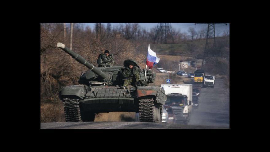 Video Generál Šedivý: Ukrajinské armádě bychom měli poslat zbraně