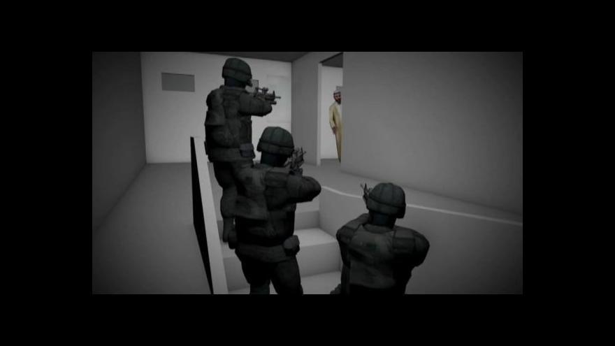 Video Horizont ČT24: Kdo zabil Usámu bin Ládina?