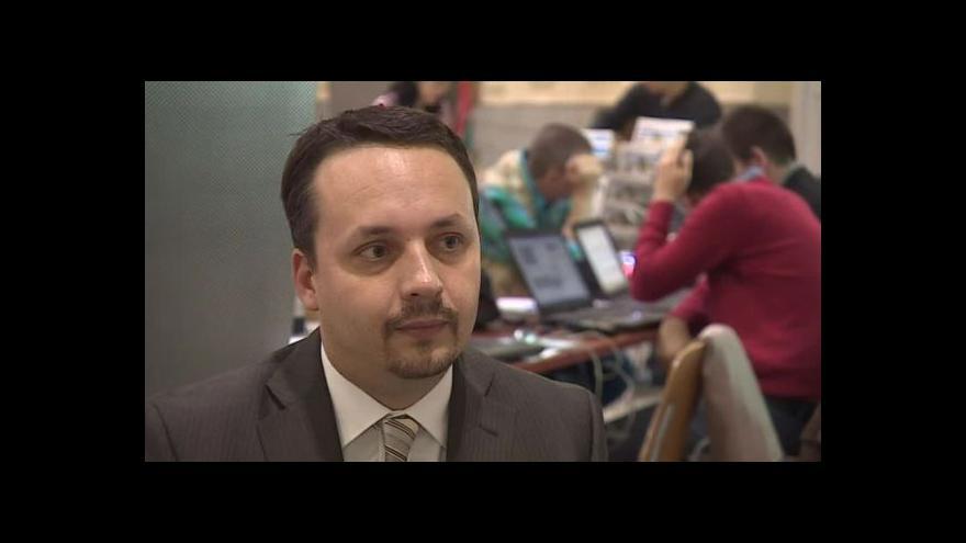 Video Rozhovor s ředitelem sekce Nová média ČT Pavlem Kohoutem