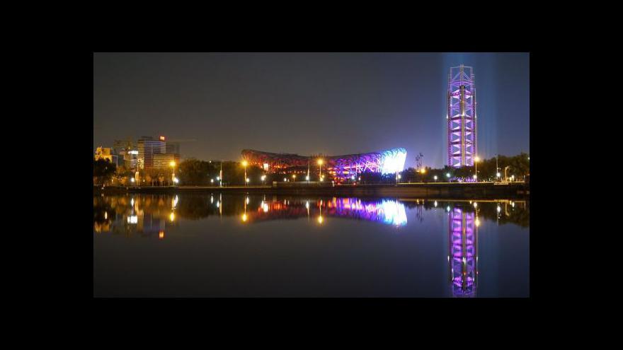 Video Čína čistí Peking, připravuje se na příjezd Obamy i Putina