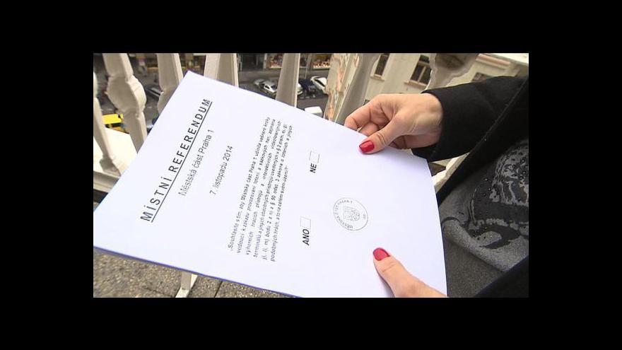Video Referendum o hazardu v Praze 1