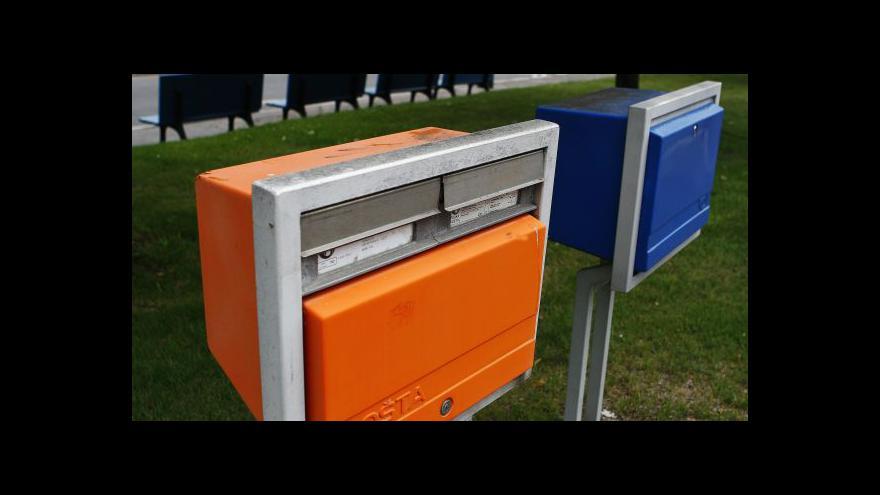 Video Česká pošta zůstane dál státním podnikem