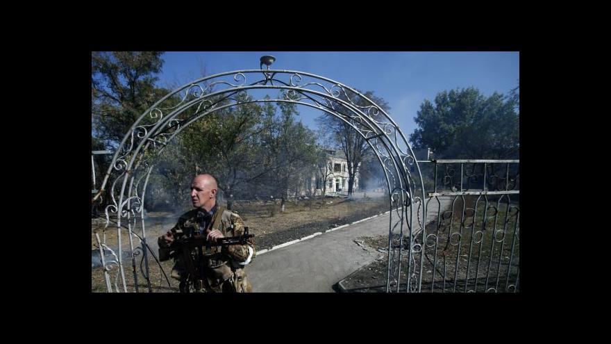 Video Horizont: Kyjev trhá vazby s Donbasem