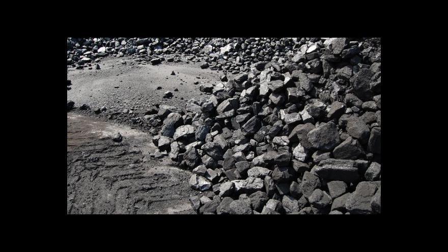 Video Ukrajině chybí uhlí, doly kontrolují separatisté