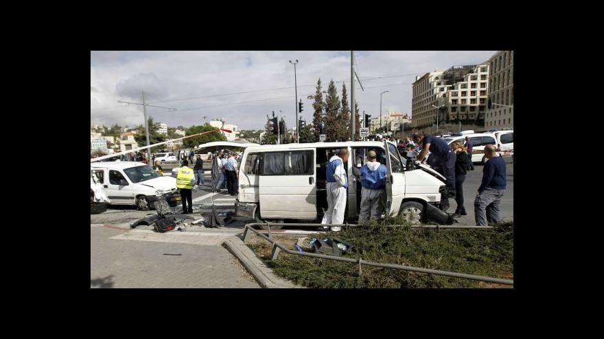 Video Nová zbraň v rukou teroristů - obyčejné auto