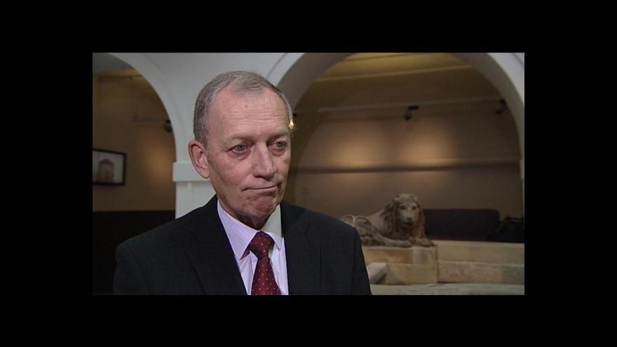 Video Vyjádření Miroslava Kalouska a Alexandra Černého