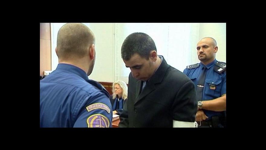 Video Vrchní soud zpřísnil trest raškovickému vrahovi