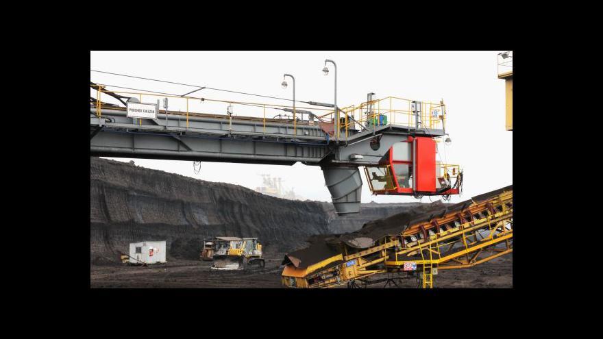Video Ministerské neshody kolem poplatků za těžbu uhlí
