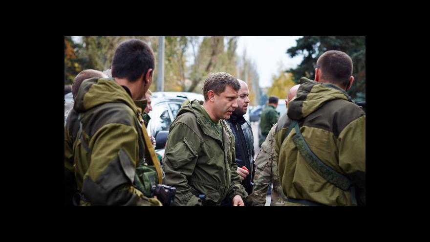 Video Libor Dvořák komentuje ruskou armádu u ukrajinské hranice