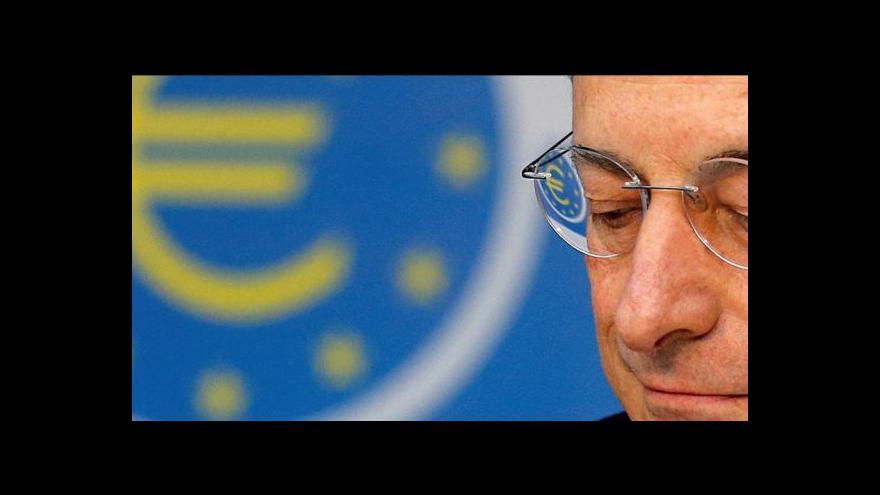 Video ECB převzala dohled nad bankami v eurozóně